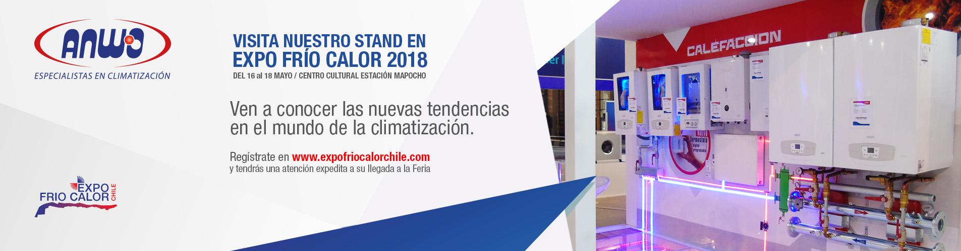 Expo frio calor 2018